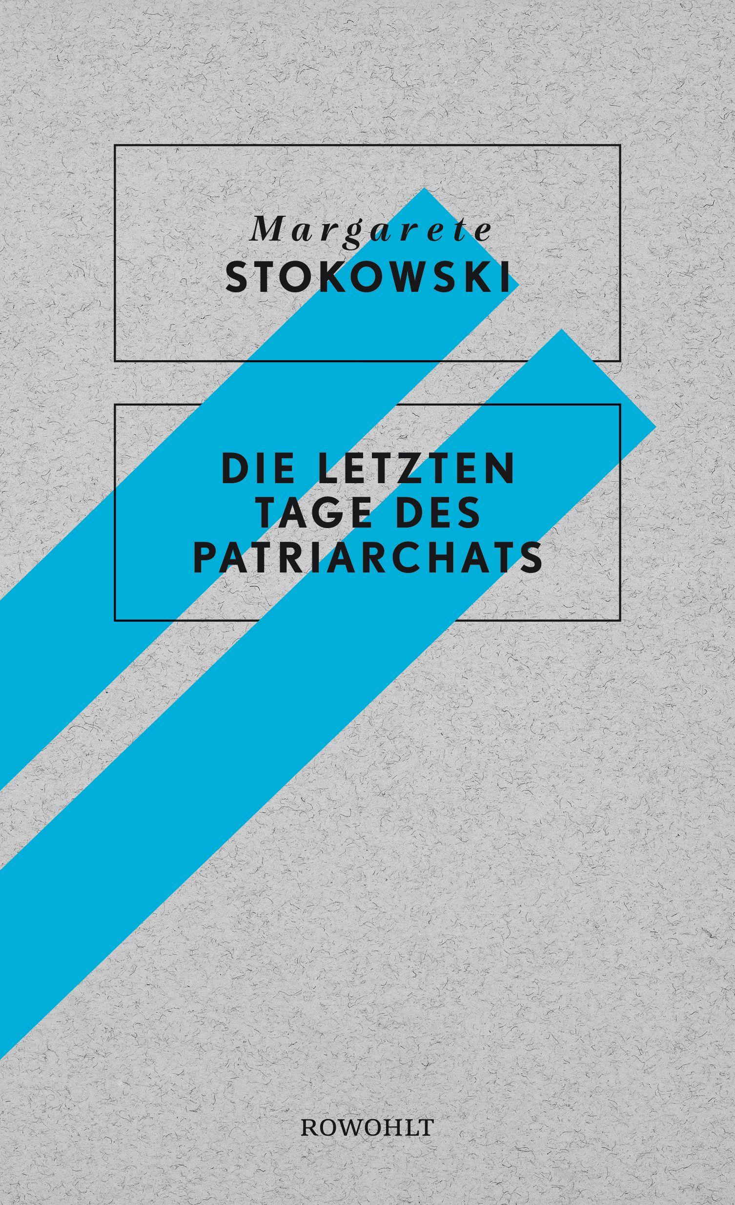 Cover_Stokowski_Die letzten Tage des Patriarchats